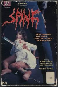 Spine_VHS
