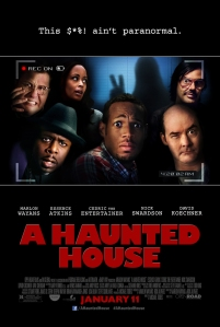 AHauntedHouse