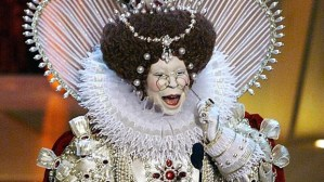Whoopi African queen