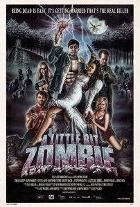 Little Bit Zombie poster