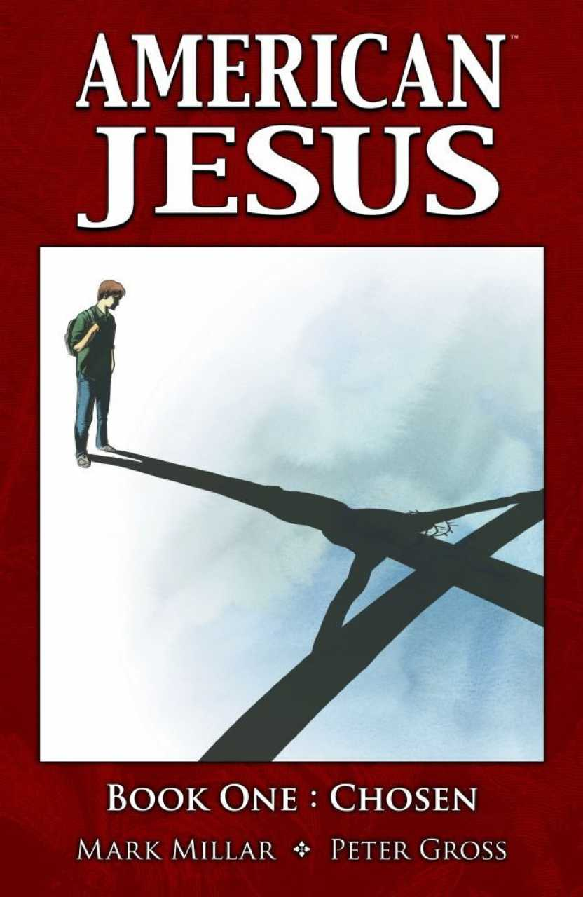 "Kick-Ass American Jesus. """