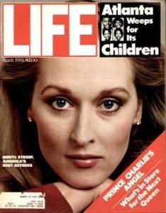 Life Meryl Streep