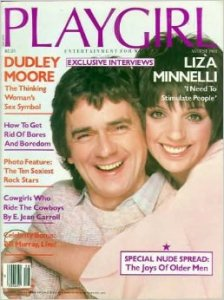 Playgirl Dudley Moore