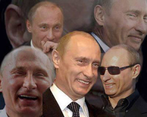 Will the real Vladimir Putin please stand up?