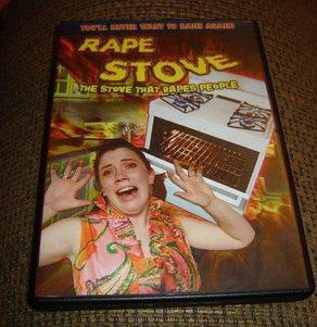 rape stove
