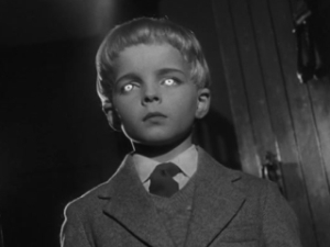 Martin Stephens as David in Village of the Damned (1960)