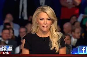Foxy FOX debate moderatrix Megyn Kelly - most reviled figure of the evening?