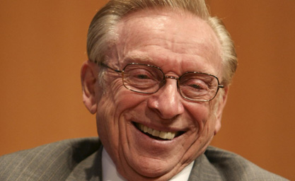 Seeking justice: Larry Silverstein