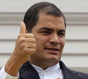 Correa thumb