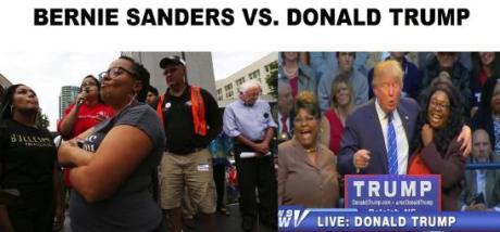 sanders-vs-trump-black-women