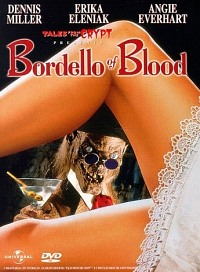 Bordello of Blood cover