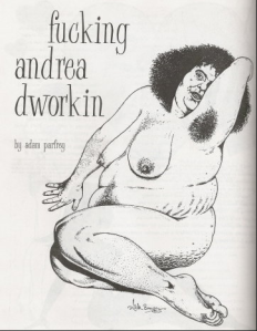 Fucking Andrea Dworkin A Wyatt Mann