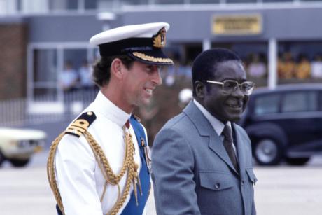 Prince Charles Robert Mugabe