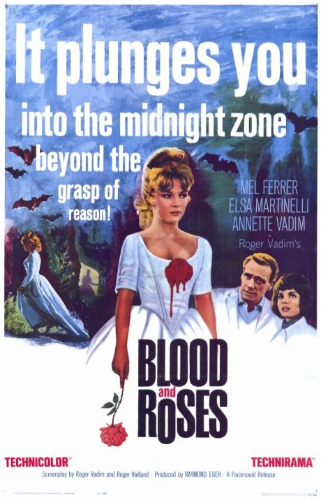 Blood and Roses poster 3
