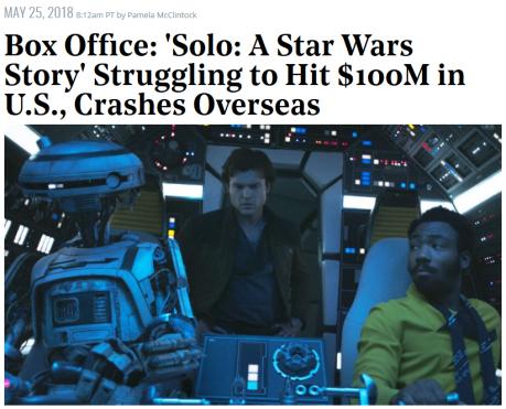 star wars flop