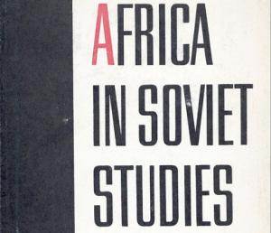 Africa in Soviet Studies